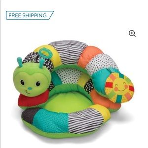 Infantino Prop Sit Up support & Tummy time